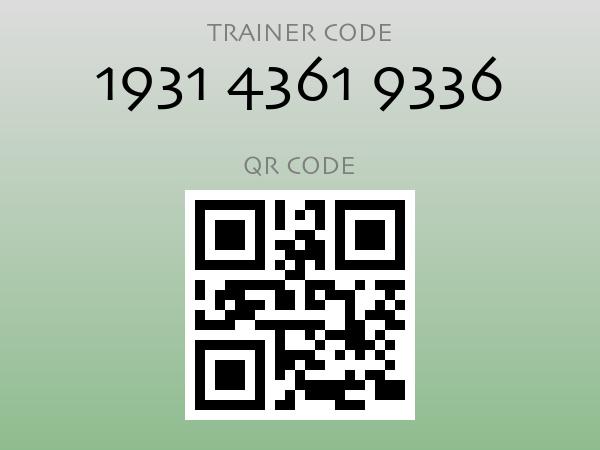 Trainer Code